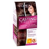 Краска для волос Лореаль (Loreal) Кастинг Крем Глосс N513 – ИМ «Обжора»