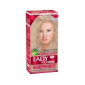 Краска Леди ин колор (Lady in color) для волос N9.13 жемчужный блондин – ИМ «Обжора»