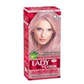 Краска Леди ин колор (Lady in color) для волос N8.2 розовый блондин – ИМ «Обжора»