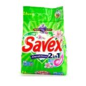 Стиральный порошок Савекс (Savex) Parfum 2 в 1 Emerald автомат 2,4кг. – ИМ «Обжора»