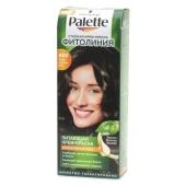 Краска Палетте (Pallete) Phitolinia для волос N800+маска темно-каштан. – ИМ «Обжора»