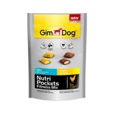 Корм для собак Гимпет (Gimpet) лакомство д/зубов 150г Микс  Nutri Pockets G-509631 – ИМ «Обжора»