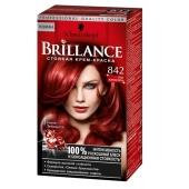 Краска Брилланс (Brillance)  для волос Куба Жаркая ночь 842 – ИМ «Обжора»