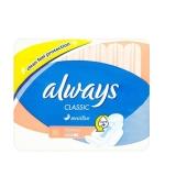 Прокладки Олвейс (Always) Classic Sens гіг. прокл. Normal Single 10шт – ИМ «Обжора»