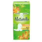 Прокладки Натурелла (Naturella) ежедн. Календула 60шт. – ИМ «Обжора»