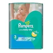 Подгузники  Памперс (Pampers)  актив беби мини 15*12 – ИМ «Обжора»