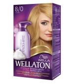 Краска Веллатон (Wellaton) для волос N8/0 Песочный – ИМ «Обжора»