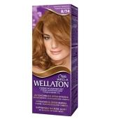Краска Веллатон (Wellaton) для волос N8/74 Шоколад с карам. – ИМ «Обжора»