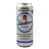 Пиво Падербордер (Paderborner) Экспортное 0,5 – ИМ «Обжора»