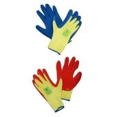 Перчатки садовые х/б с ПВХ покрытием 06-050 – ИМ «Обжора»