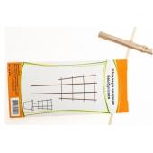Опора бамбуковая, для растений в горшках 06-854 – ИМ «Обжора»