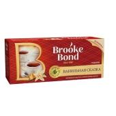Чай Брук Бонд (Brookе Bond) черный ванильная сказка 25 п – ИМ «Обжора»