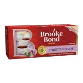 Чай Брук Бонд (Brookе Bond) черный ароматный чебрец 25 п – ИМ «Обжора»