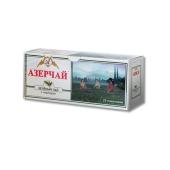 Чай Азерчай (Azercay) Зеленый с чебрецом 25п*2г – ИМ «Обжора»