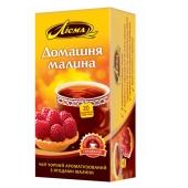 Чай Лисма 20п Домашняя малина – ИМ «Обжора»