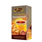 Чай Лисма 20п с Бергамотом – ИМ «Обжора»