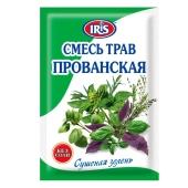 Приправа Смесь трав Ирис (Iris) Прованская 10 г – ИМ «Обжора»