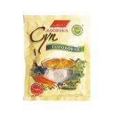Суп гороховый Ласочка 60г пакет – ИМ «Обжора»