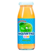 Сок Малятко яблоко  175 мл – ИМ «Обжора»