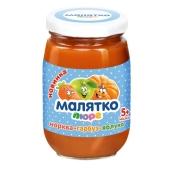 Пюре Малятко морковь-тыква-ябл 180г – ИМ «Обжора»