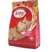 Корм для котов Мяу! индоор 0,175 кг – ИМ «Обжора»