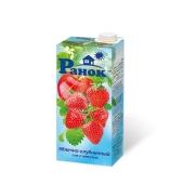 Сік `Ранок` 1л яблуко-полуниця – ІМ «Обжора»