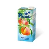 Сік `Ранок` 1л Персик – ІМ «Обжора»