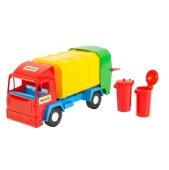 Машина Mini truck мусоровоз 39211 – ИМ «Обжора»