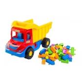 Машина грузовик с Коструктором  Multi truck 39221 – ИМ «Обжора»