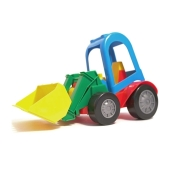 Машинка Трактор с ковшом и прицепом 39229 – ІМ «Обжора»