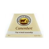 "Cыр камамбер, ""Пасторелли"" (Pastourelle), 50%, 90 г – ІМ «Обжора»"
