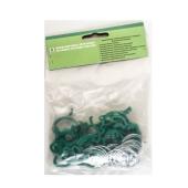 Комплект зажимов для подвязки растений кольцо 06-861 – ИМ «Обжора»