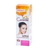Крем Карамел (Caramel)  для депиляции лица 50мл – ИМ «Обжора»