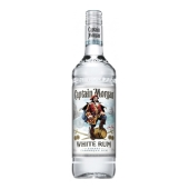 Ром Капитан Морган (Captain Morgan) 1 л белый – ИМ «Обжора»