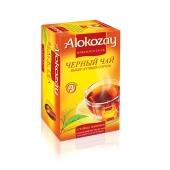 Чай Алокозай (Alokozay) черный 25 п – ИМ «Обжора»
