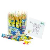 Конфеты Губка Боб карандаш – ИМ «Обжора»