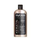 Шампунь Сьёс (Syoss)  Keratin Hair Perfection, 500 мл – ИМ «Обжора»