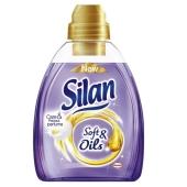 Конд. для белья Силан ( Silan)  Soft & Oils Лиловый 0,75 л. – ИМ «Обжора»