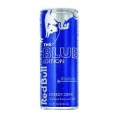 Напиток энергетический Ред Бул  Blue Edition 0,25 л – ИМ «Обжора»
