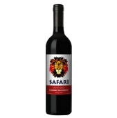 Вино Сафари (Safari) Каберне Совиньон красное сухое 0,75 л – ИМ «Обжора»