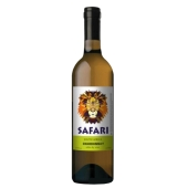 Вино Сафари (Safari) Шардоне белое сухое 0,75 л – ИМ «Обжора»