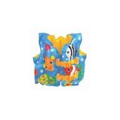 Жилет 59661 надувн, з рибками 3-5 років ODC00106 – ІМ «Обжора»