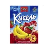 Кисель Деко банан-клубника 65 г – ИМ «Обжора»