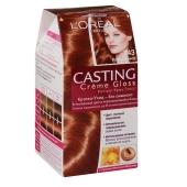 Краска для волос Лореаль (Loreal) Кастинг Крем Глосс N743 – ИМ «Обжора»