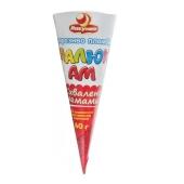 Мороженое Ласунка МАЛЮК-АМ Рожок 60г – ІМ «Обжора»