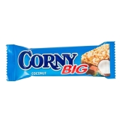 Батончик Корни (Corny) молочный шоколад кокос 25г – ИМ «Обжора»