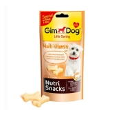 Корм Gimborn лакомство витамин. Микс 15г GimDog – ИМ «Обжора»
