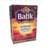 Чай Батик (Batik) черный бархат 90г – ИМ «Обжора»