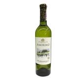 Вино Аморино Шардоне белое сухое 0,75 л – ИМ «Обжора»