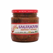 Баклажаны жаренные с чесноком Смачно 450 г – ИМ «Обжора»